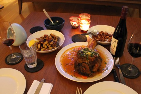 Roasted-Veal-Shank-(in-front-of-the)-TV-Dinner